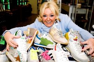 Powervrouw Lia Staring Piccolino (kinder)schoenen